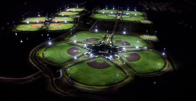 Seminole-County-Sports-Complex-Night-11x17