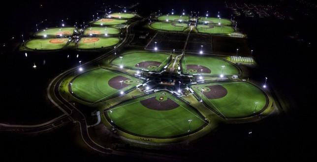 Seminole-County-Sports-Complex-Night-11x17